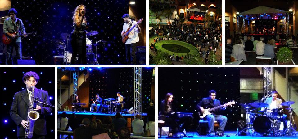 Downtown Jazz Festival.