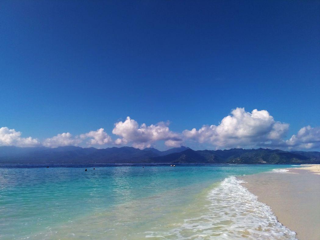 Playa de Gili Air