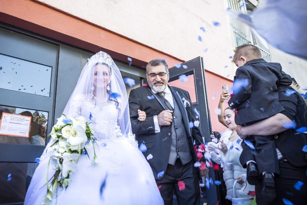 Magenta Mariage