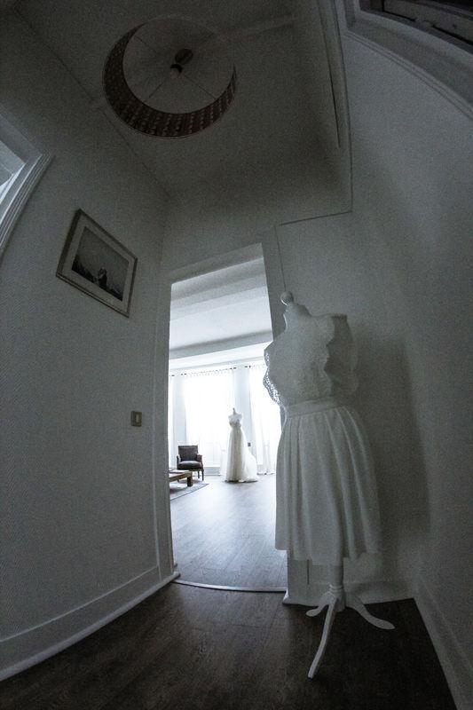 Ma Petite Robe Blanche