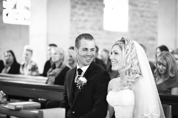 Beispiel: Fotos von der Trauung, Foto: The Wedding Day Photography.