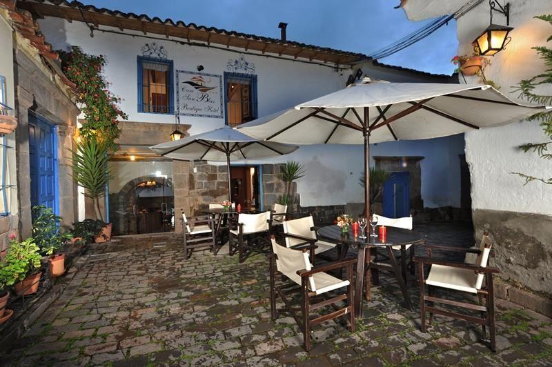 Casa San Blas Boutique Hotel