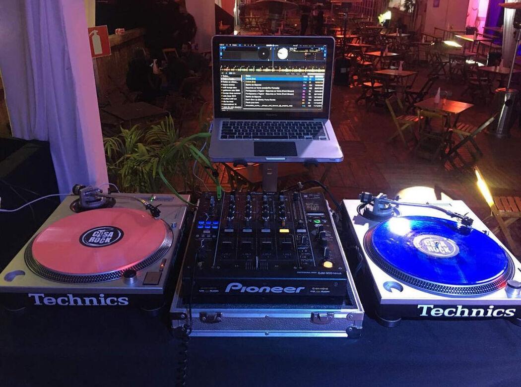 DJ Ricardo Kriok Lutterbach