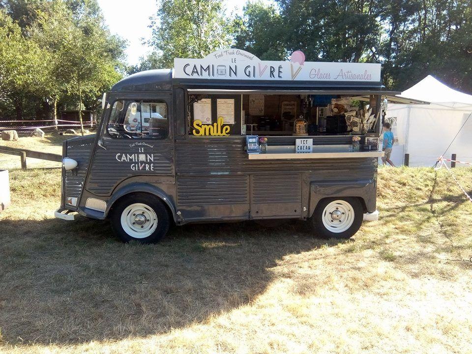 Le Camion Givré
