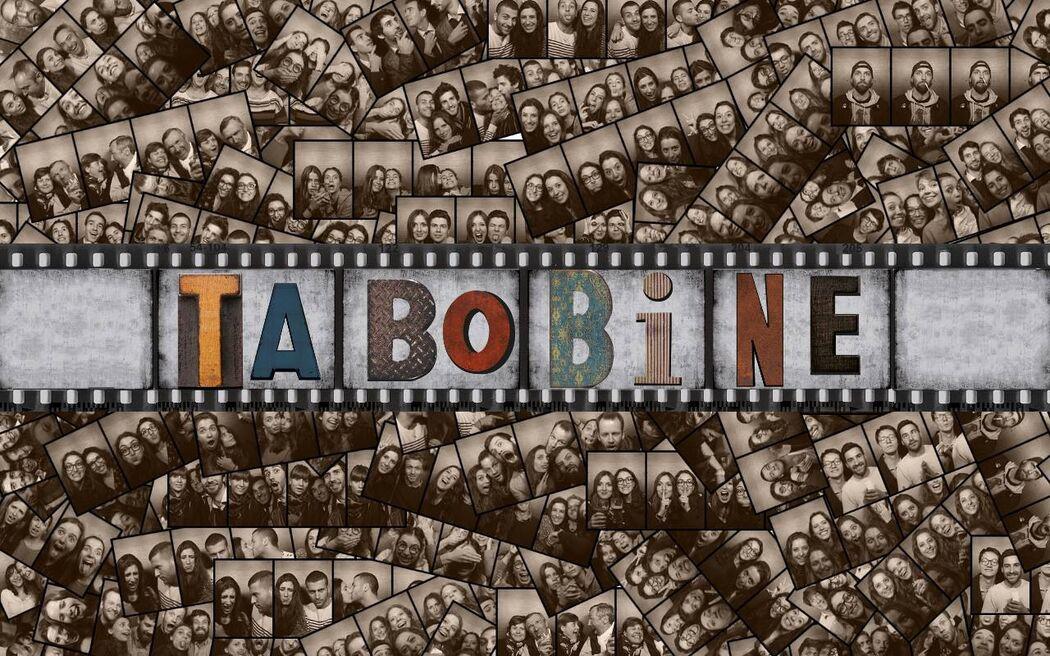 Tabobine, cabine photo vintage