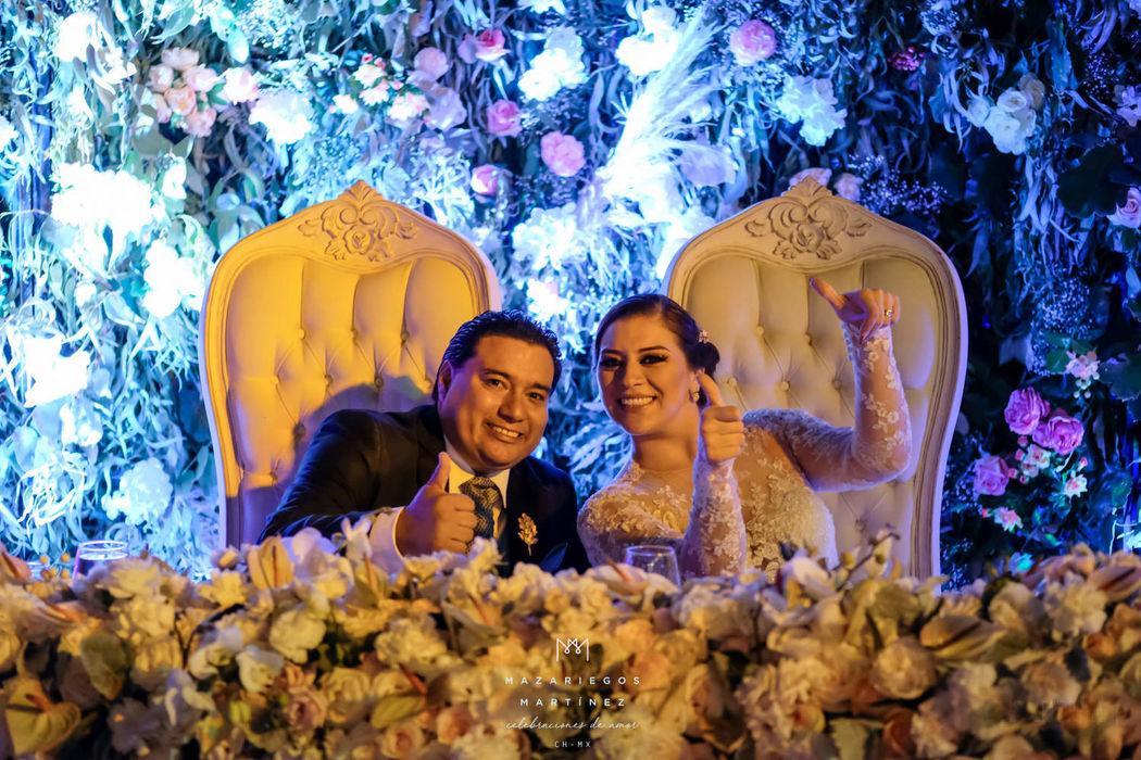 Mazariegos Martínez -Wedding Planners