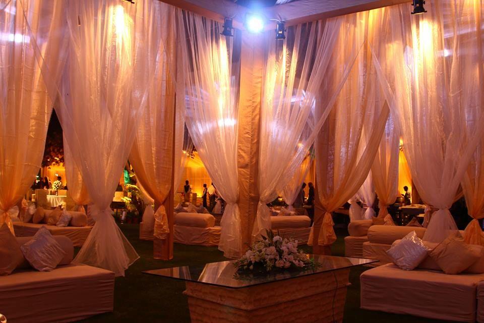Taluka Tent Decorations