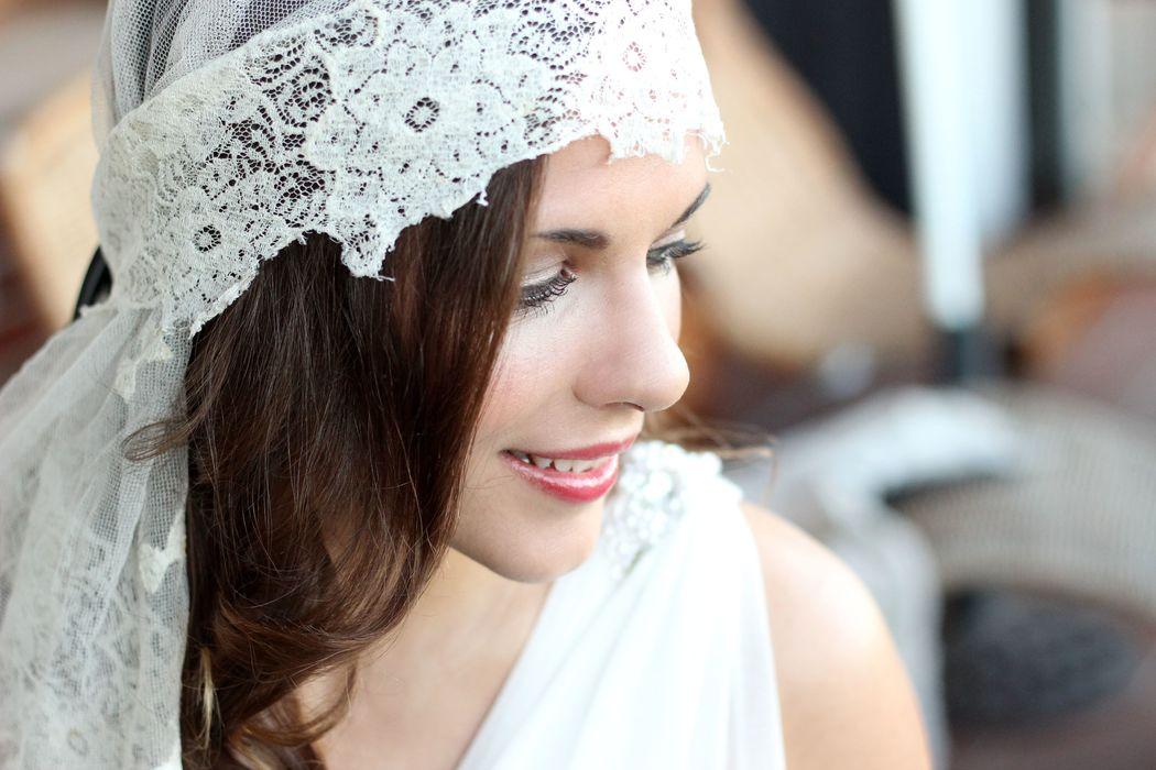 Maquillaje suave y #ondasDiana