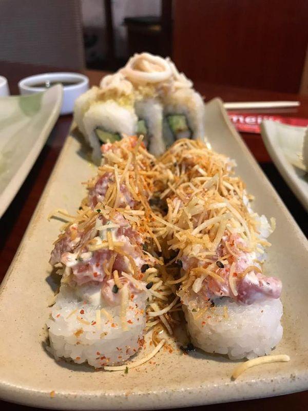 Meiji Sushi & Nepan