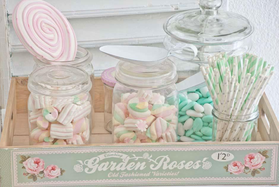 Beispiel: Candybar, Foto: HoneyHome.