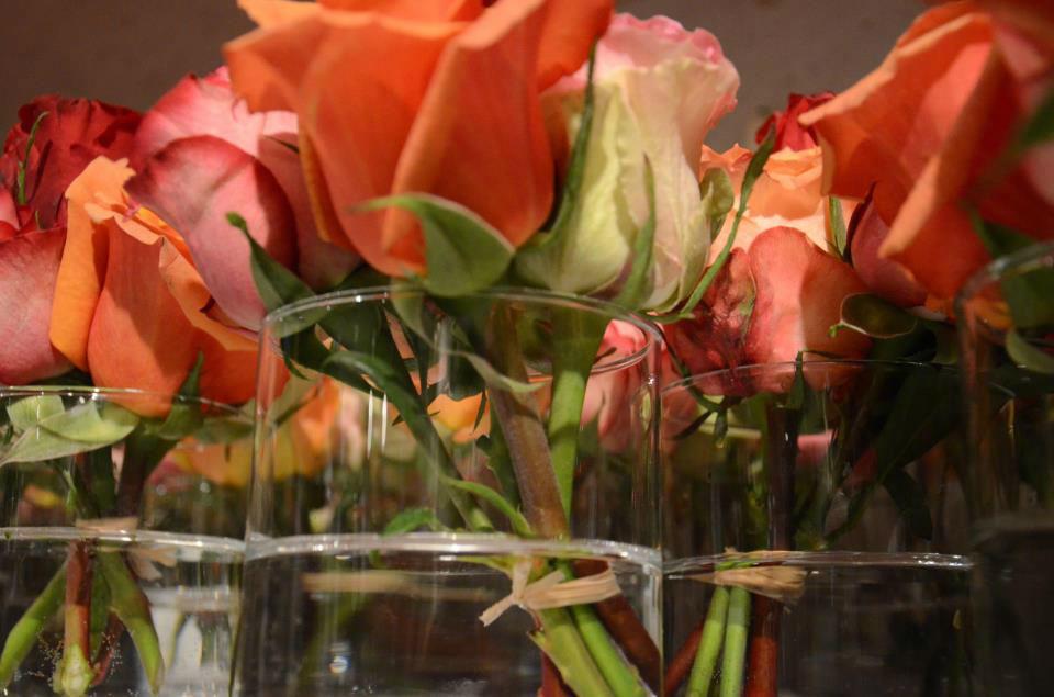 Beispiel: Frische Blumen, Foto: Blumenzauber.