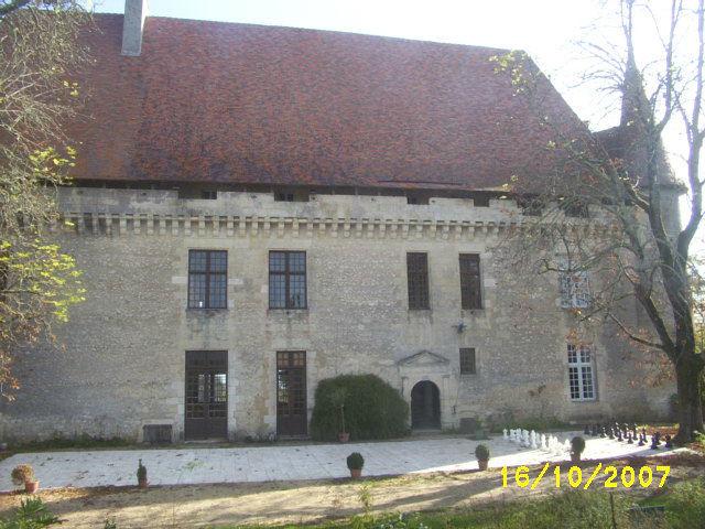 façade ouest