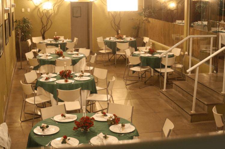 Restaurante Nanquim