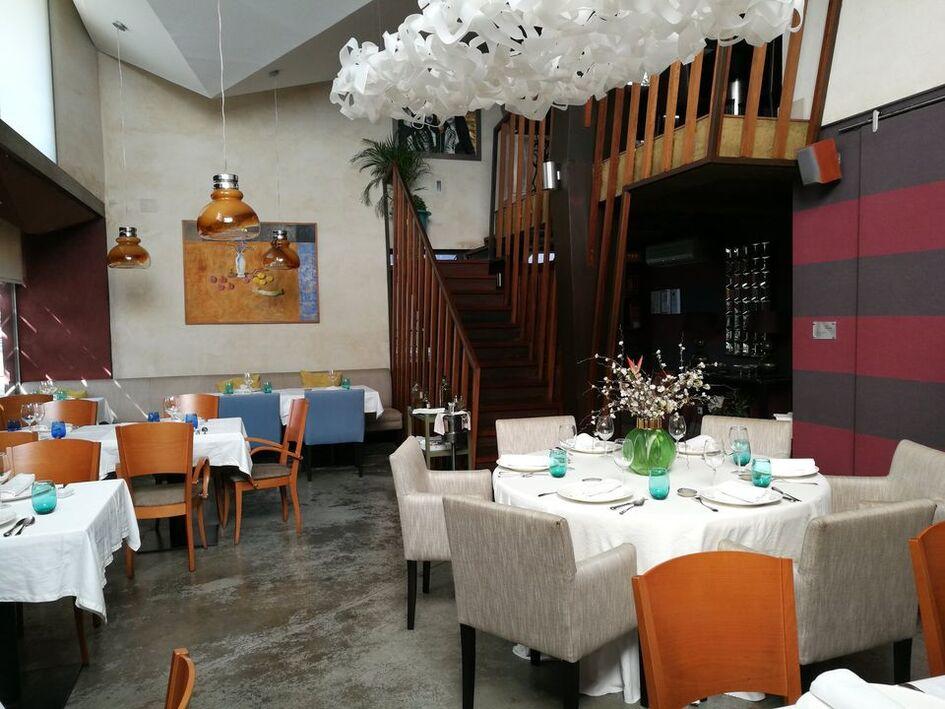 Restaurante Salvador Rojo