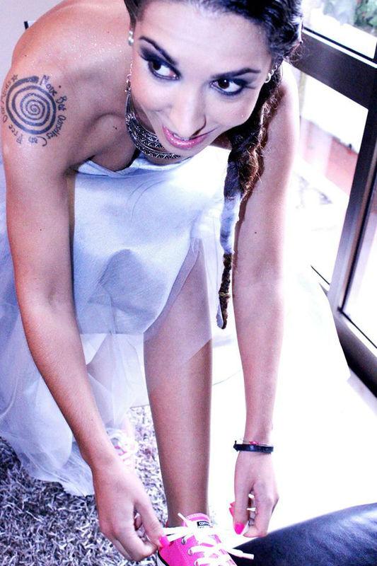Elsa Vicente Make up