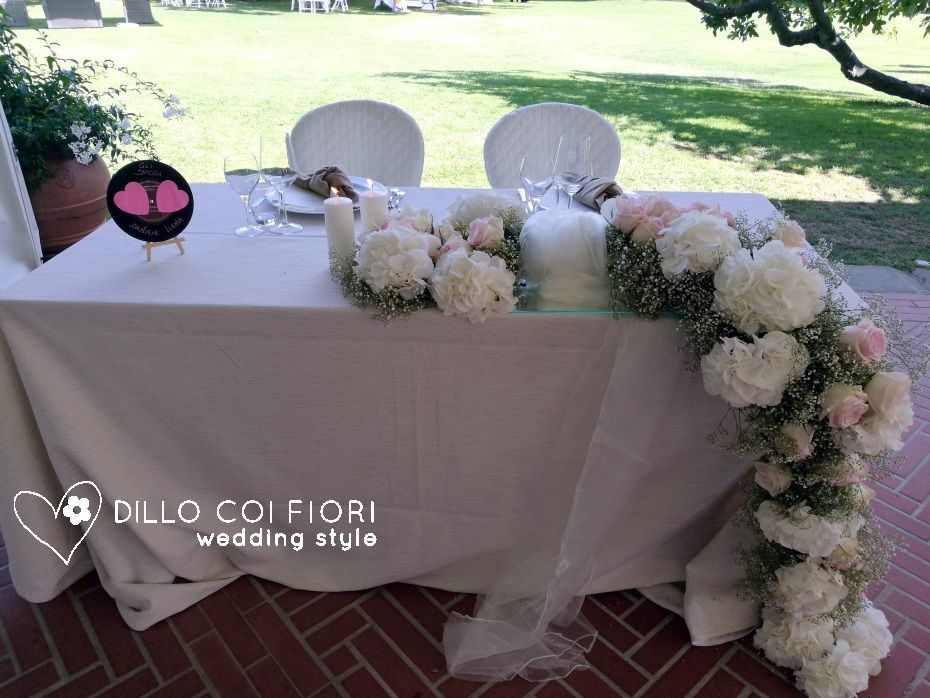 Dillo Coi Fiori Wedding