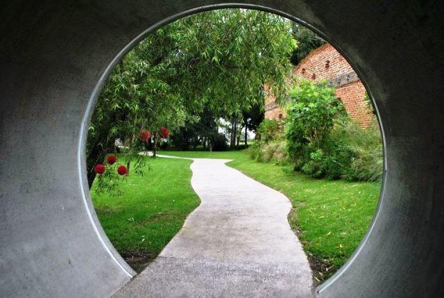 Terraza y jardín para bodas en
