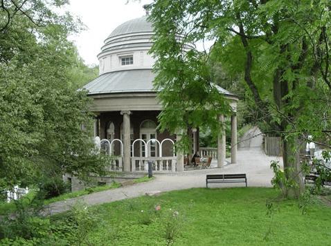 Teehaus Weissenburgpark
