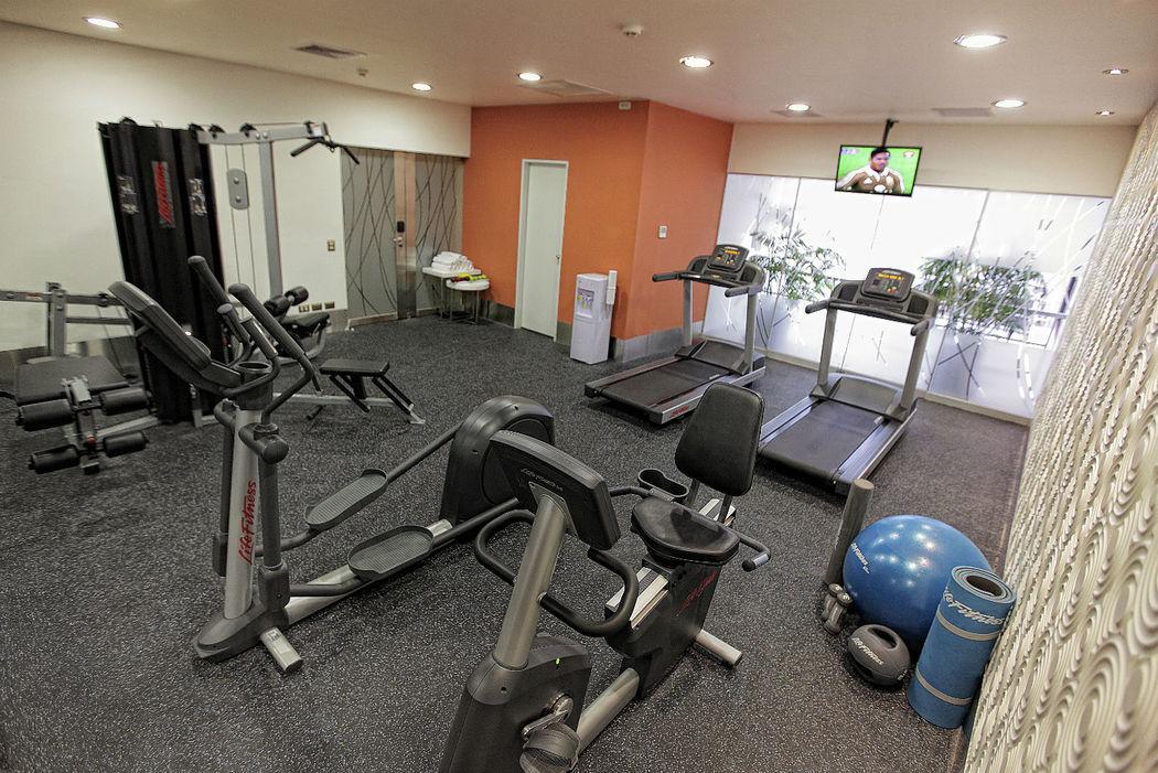 GYM Foresta Hotel Lima San Isidro