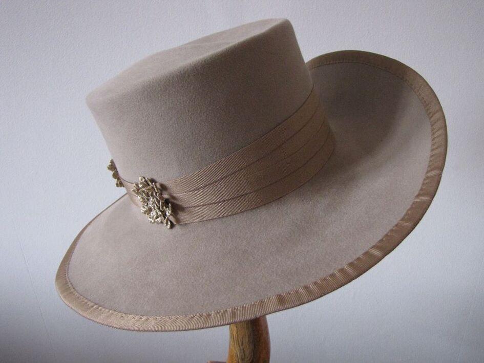 Sylvia Martinez Couture Hats