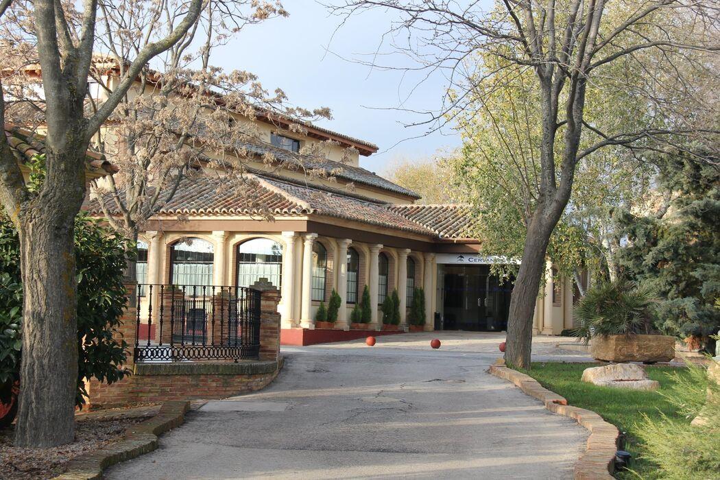 Hotel Balneario Cervantes