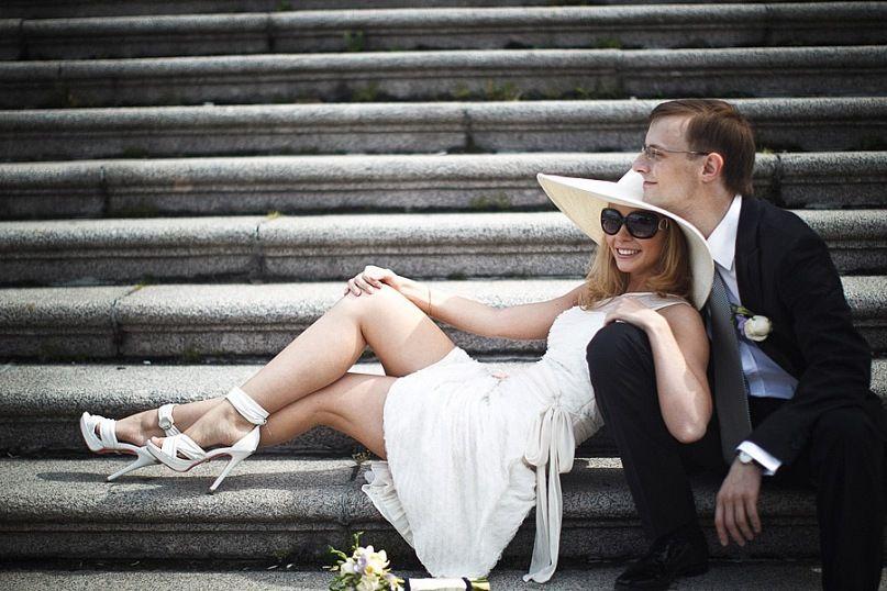 Свадебные фотографы Пётр Карасёв и Виолетта Пудовкина