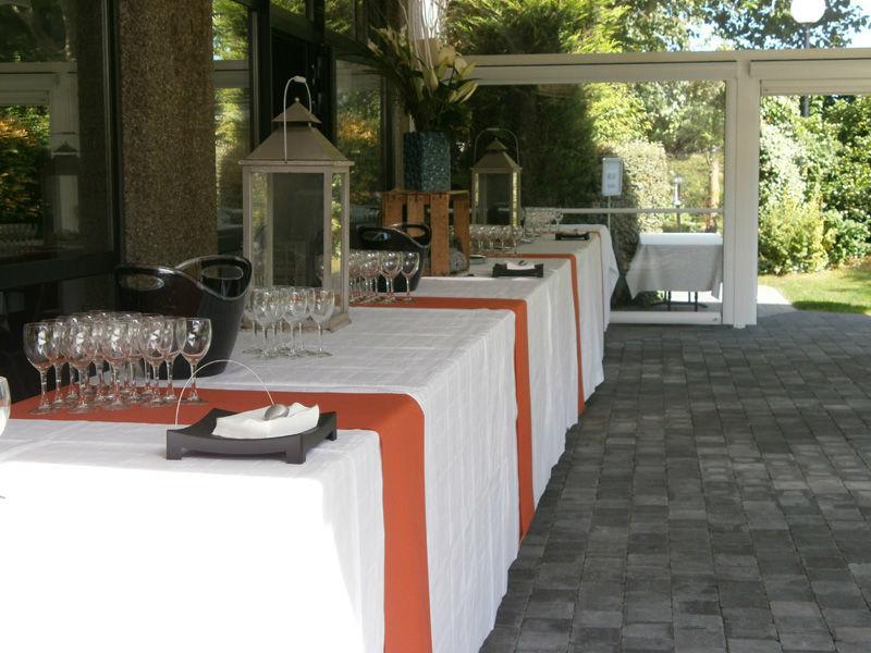 Domaine des Charmes - Côté Jardin