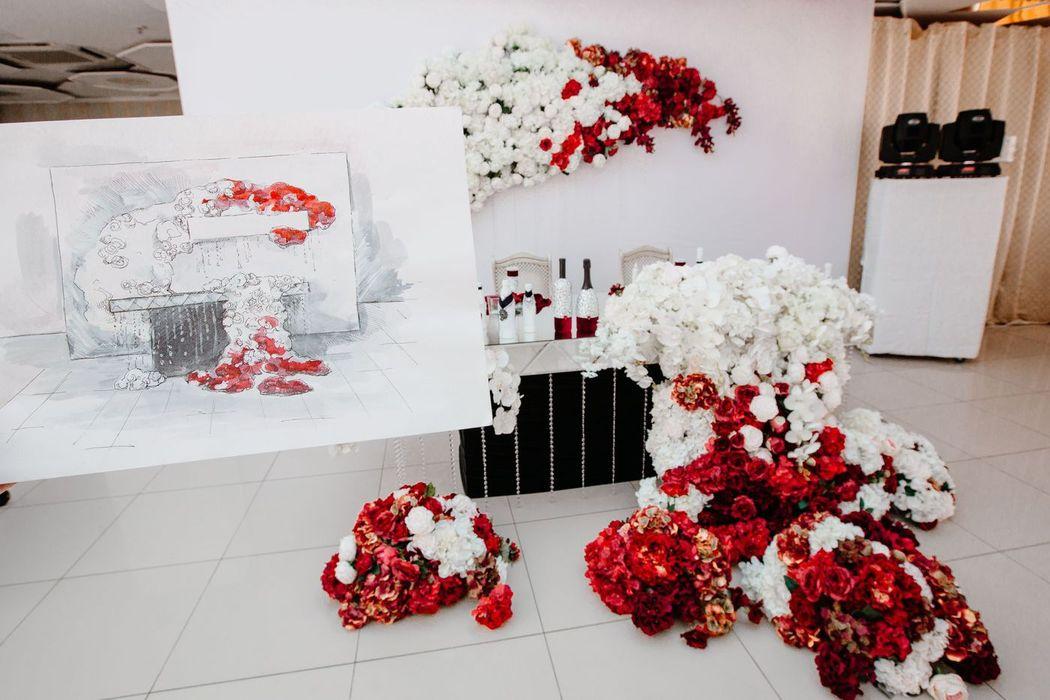 Свадебный организатор Анна Лобода