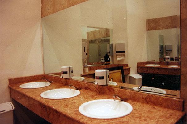 Baños en Ex Convento de San Hipólito