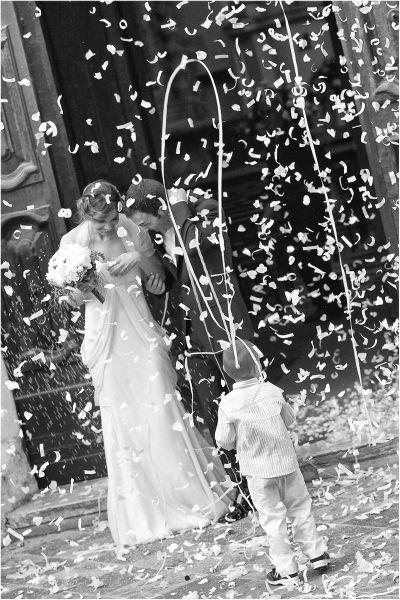 fotografo matrimonio Lecce, l'uscita dalla chiesa