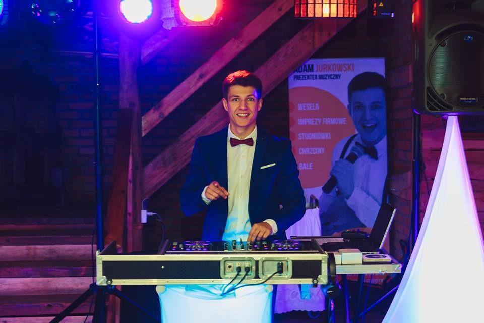 Adam Jurkowski - Prezenter Muzyczny