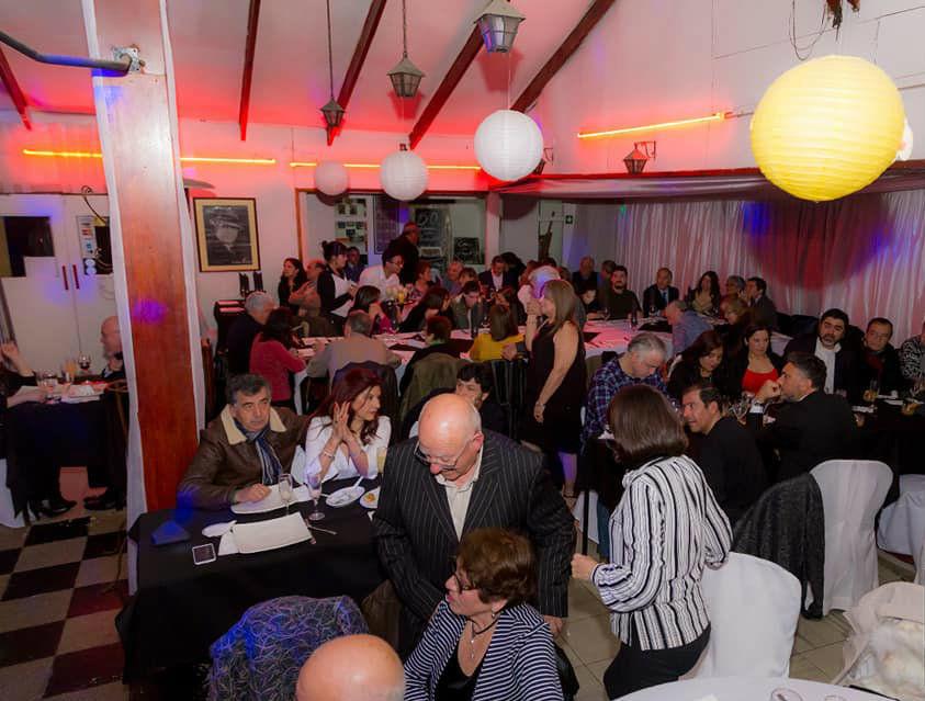 Centro de Eventos Restaurante Tango y Mas