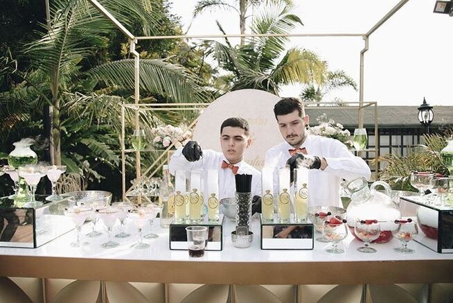 Elixir molecular Cocktails