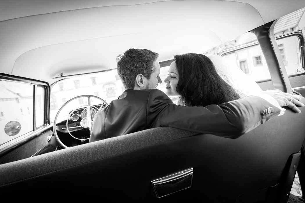 Brautpaar-Shooting: unvergesslich einzigartig