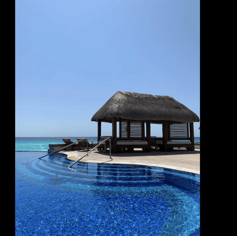 Gazebo JW Marriott Cancún