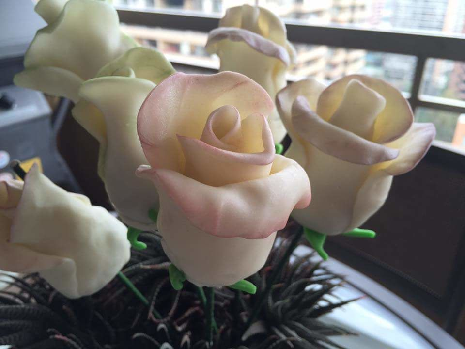 The Color Bouquet