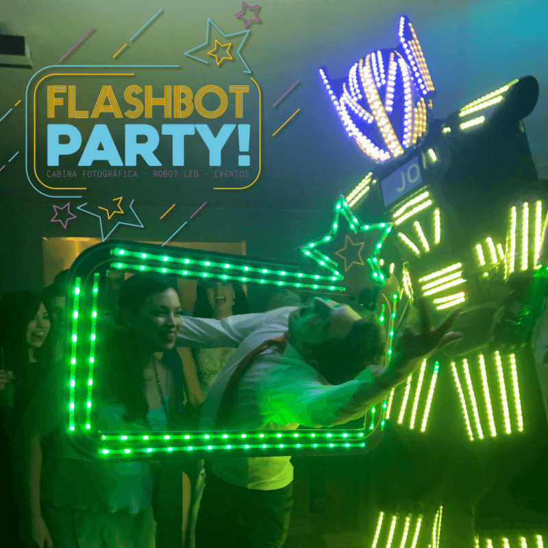 Flashbot Party!