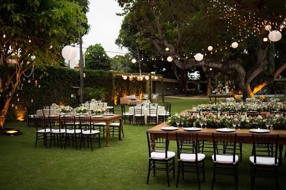 Buffet Le Jardin