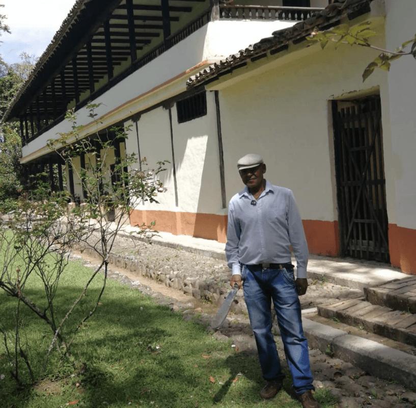 Hacienda Calibio