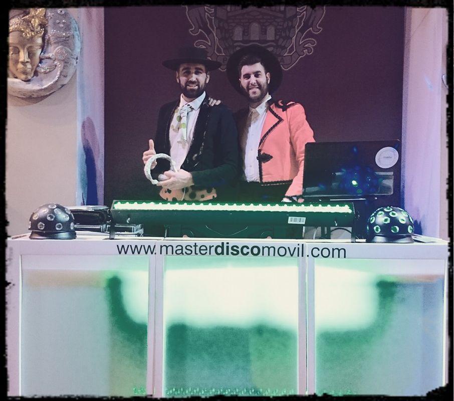 Master Discoteca Móvil