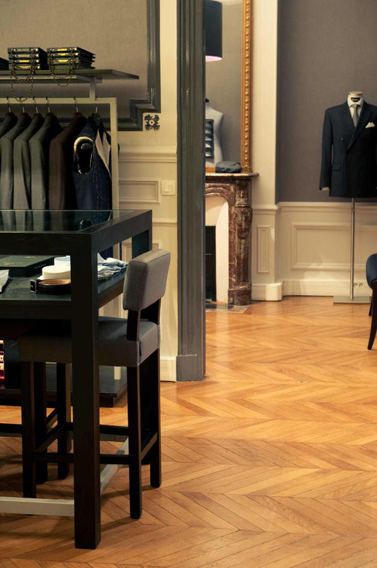 Diamonds Royal Events - Showroom privé - Scabal Savile House - Paris