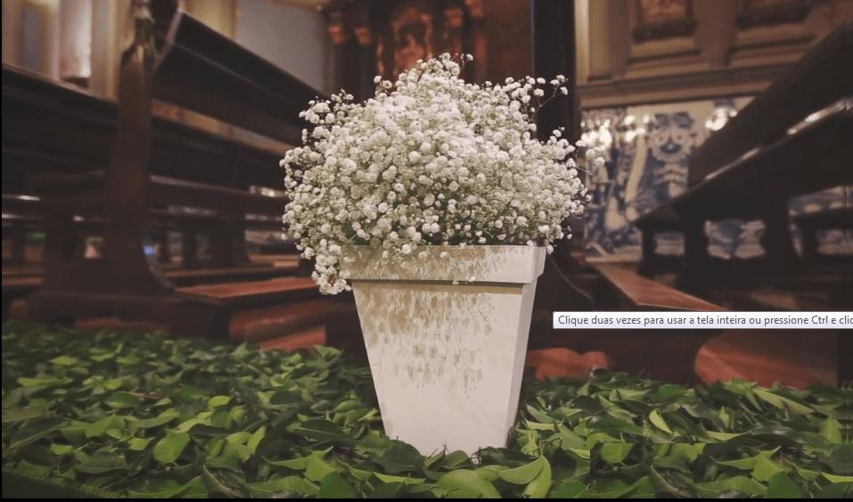 Flores Capim Limão