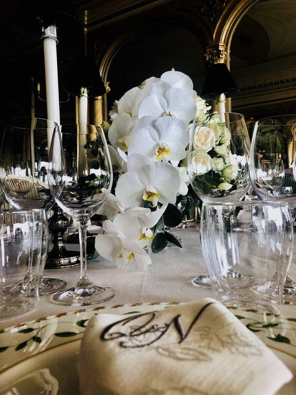 Sonia Luongo Events and Flower designer