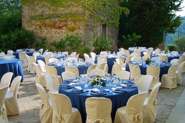 Ricevimenti nuziali - La Buona Tavola Catering&Banqueting Firenze