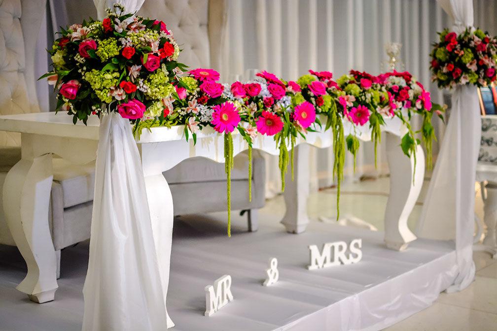Recuerdos de una boda
