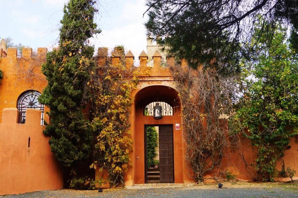 Castillo Palacio de Sevilla