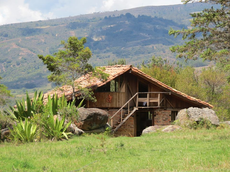 Hotel Ráquira Silvestre Lodge