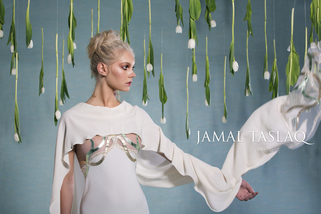 Jamal Taslaq collezione sposa