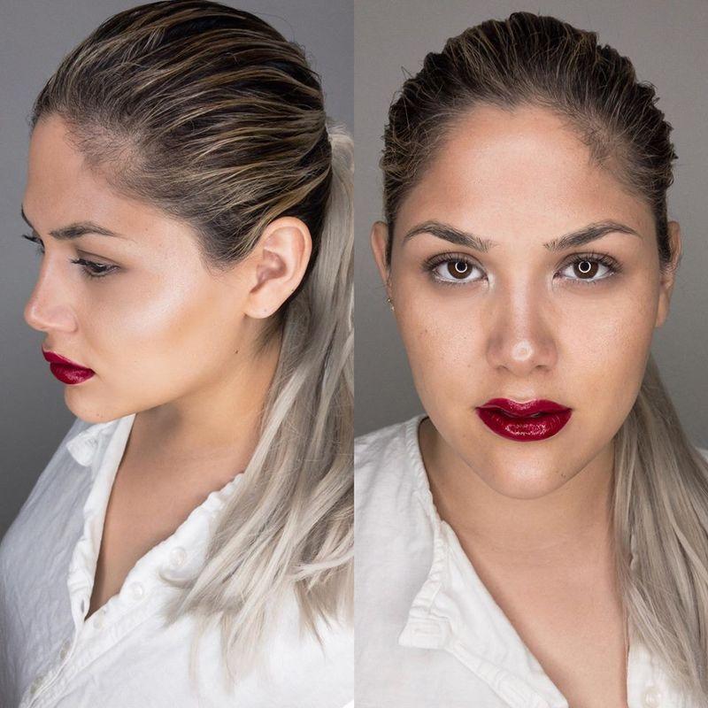 Abril Dawe Makeup
