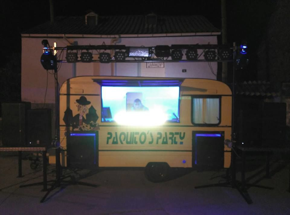 Paquito´s Party